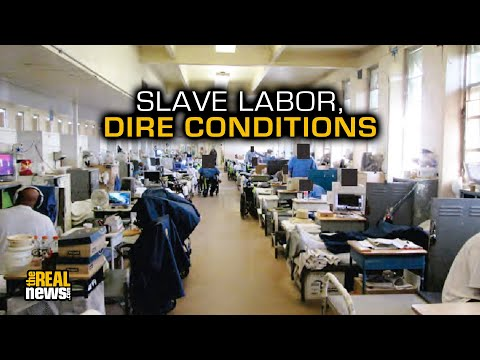Slave Labor, Dire Conditions: A TRNN Update On Prisons And COVID-19