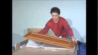 Frameless Wall Cabinet Installation Instruction