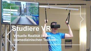 Virtuelle Realität in der biomedizinischen Technik