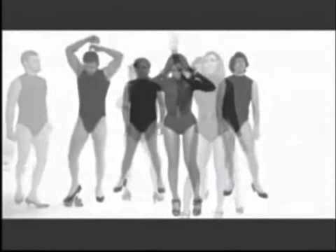 Gay guy dancing to single ladies