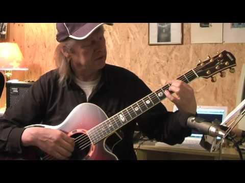 Azzurro Guitar Lesson by Siggi Mertens