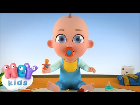 Mi Chupete  Cancion Infantil + 32 min | HeyKids - Canciones para Bebs