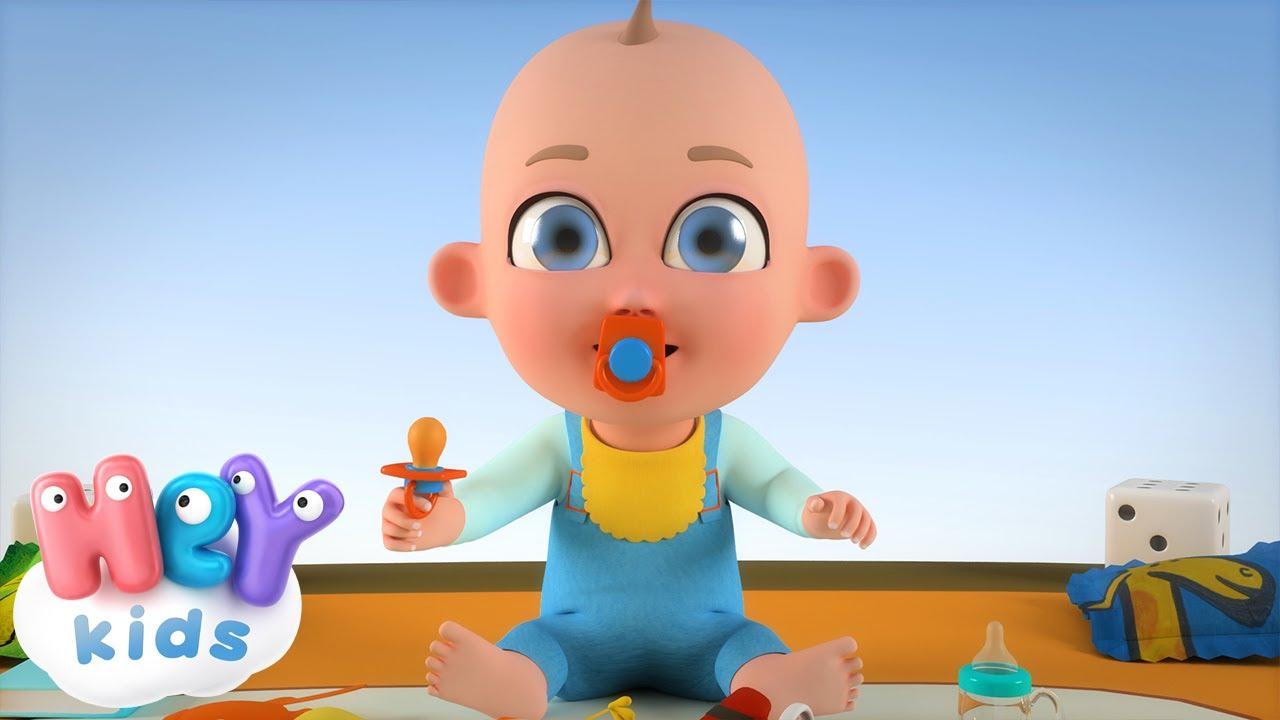 Mi Chupete 👶 Cancion Infantil + 32 min | HeyKids - Canciones para Bebés