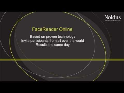 How FaceReader Online works