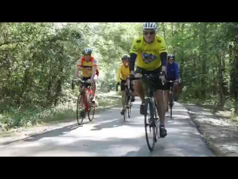 Cycling the Natchez Trace Parkway
