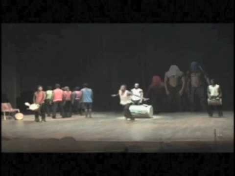 BT Dance Project : Yéré Lon - National Ballet Djoliba of The Republic of Guinea (2007)