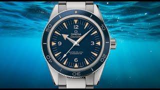 OVERLOOKED DIVE WATCH: Omega Seamaster 300 Titanium