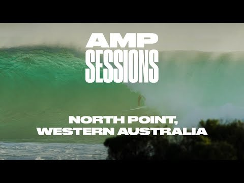 Taj Burrow And The Best North Point You've Seen All Year | SURFER Magazine Amp Sessions May 2018