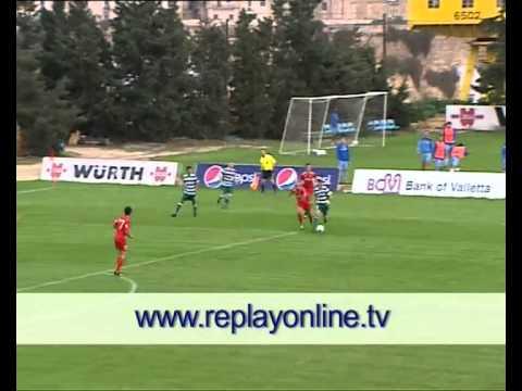 Maltese Premier League 2011/12 Day 12 Goals