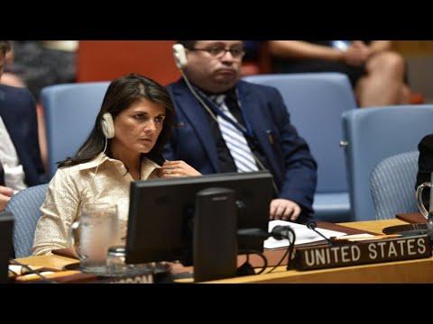 UN Passes Resolution on Gaza Violence