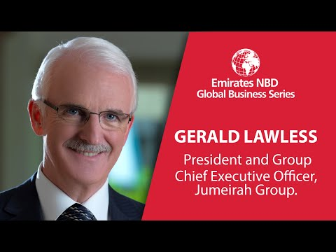 Up Close & Personal With Gerald Lawless Part-1