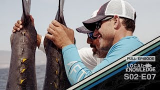 Puerto Vallarta Offshore Giant Yellowfin Tuna Fishing S02 E07 Cow Tippin