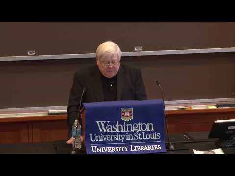"""William H. Gass Reads from """"Middle C"""""""