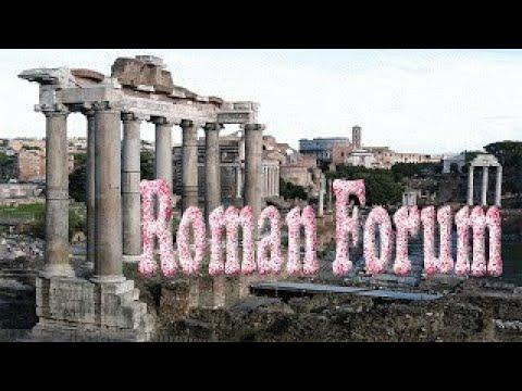 Roman Forum,ancient roman forum virtual tour | visiting the roman forum