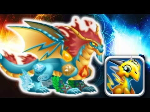 How To Get Elements Dragon 100% Real! Dragon City! WbangcaHD!