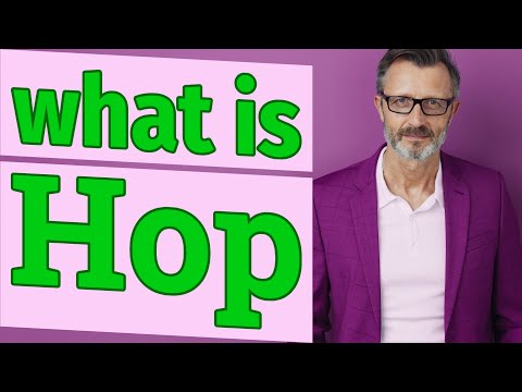Hop   Meaning Of Hop