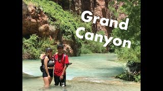 Quit illiminate to backpack the Grand Canyon