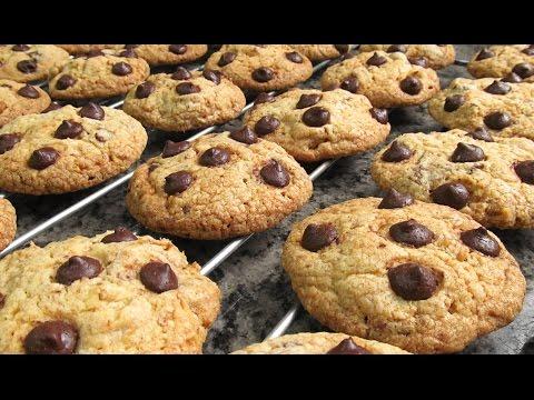 Galletas Cookies de Chocolate y Nueces