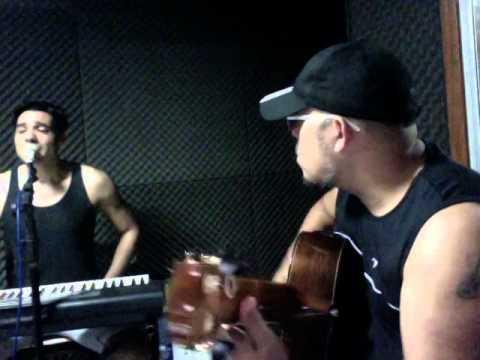 LATCH interpretada pelo Paolo Ravley com o violão 7 cordas de Luiz Júnior