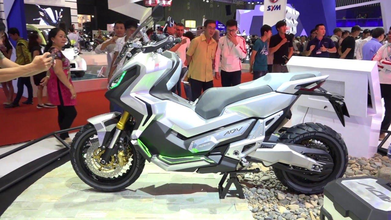 Xe.Tinhte.vn - Honda City ADV Concept - xe tay ga cho người thích phiêu lưu