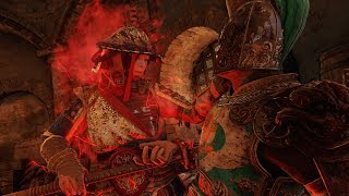 Uncovering Chinese Scripts - For Honor Weekly Quest #2 - The Heirs of Virupaksa - Nobushi
