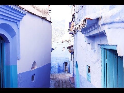 WEEKEND IN MOROCCO