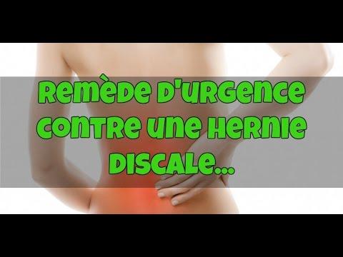 hernie discale traitement naturel