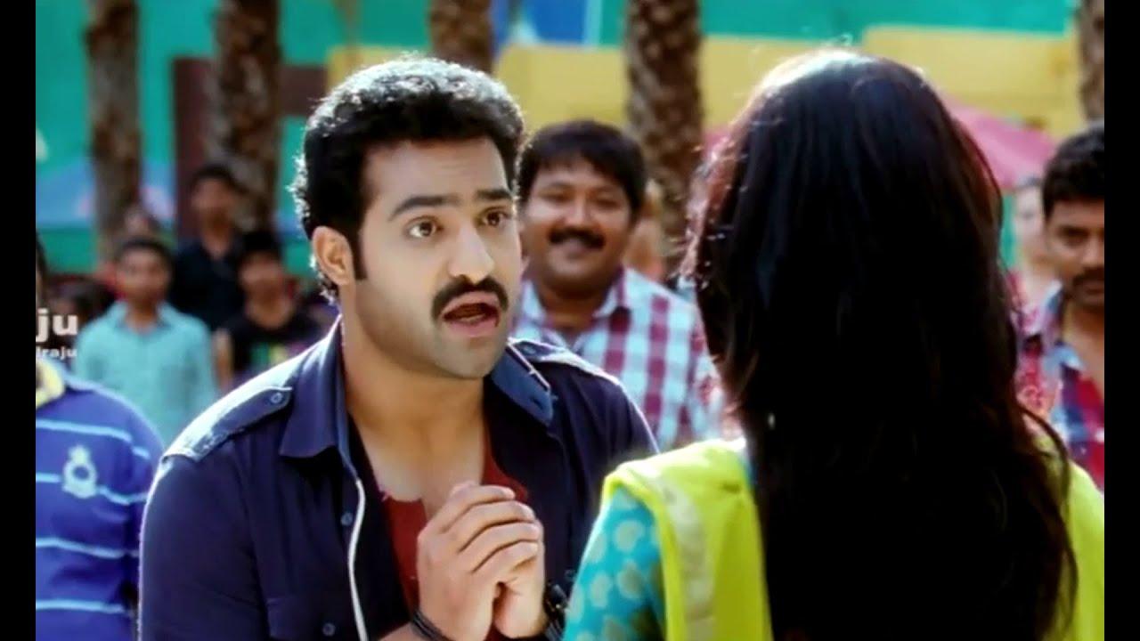 ramayya vasthavayya telugu movie scenes - buddodu dialogue - ntr