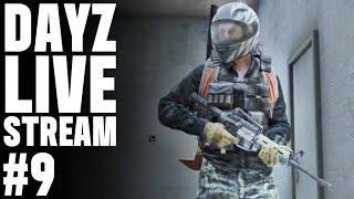Let's Survive DayZ Standalone Multiplayer - Gameplay LiveStream #9
