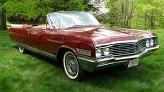 1964 Vintage Buick Electra 225 Convertible