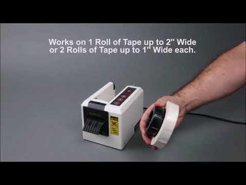 Semi Automatic Definite Length Tape Dispenser