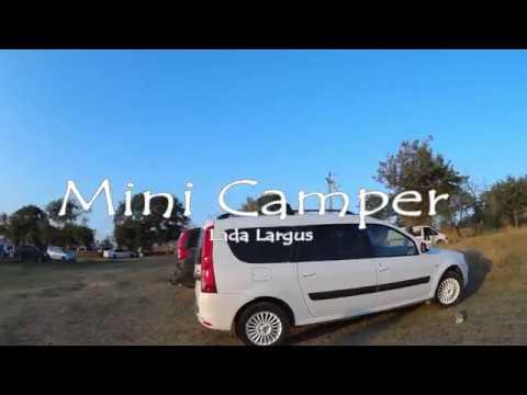 Mini Camper Box Lada Largus