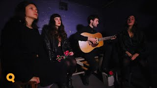 "Tasseomancy - Session Acoustique - ""Wiolyn"""