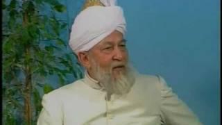 Liqa Ma'al Arab 22 July 1997 Question/Answer English/Arabic Islam Ahmadiyya