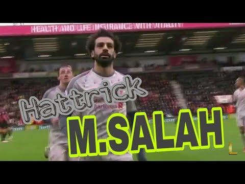 Hattrick Mohamed Salah [Bournemouth Vs Liverpool] Mp3
