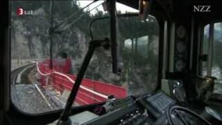 Die schönste Alpenbahn - Rhätische Bahn Teil 1