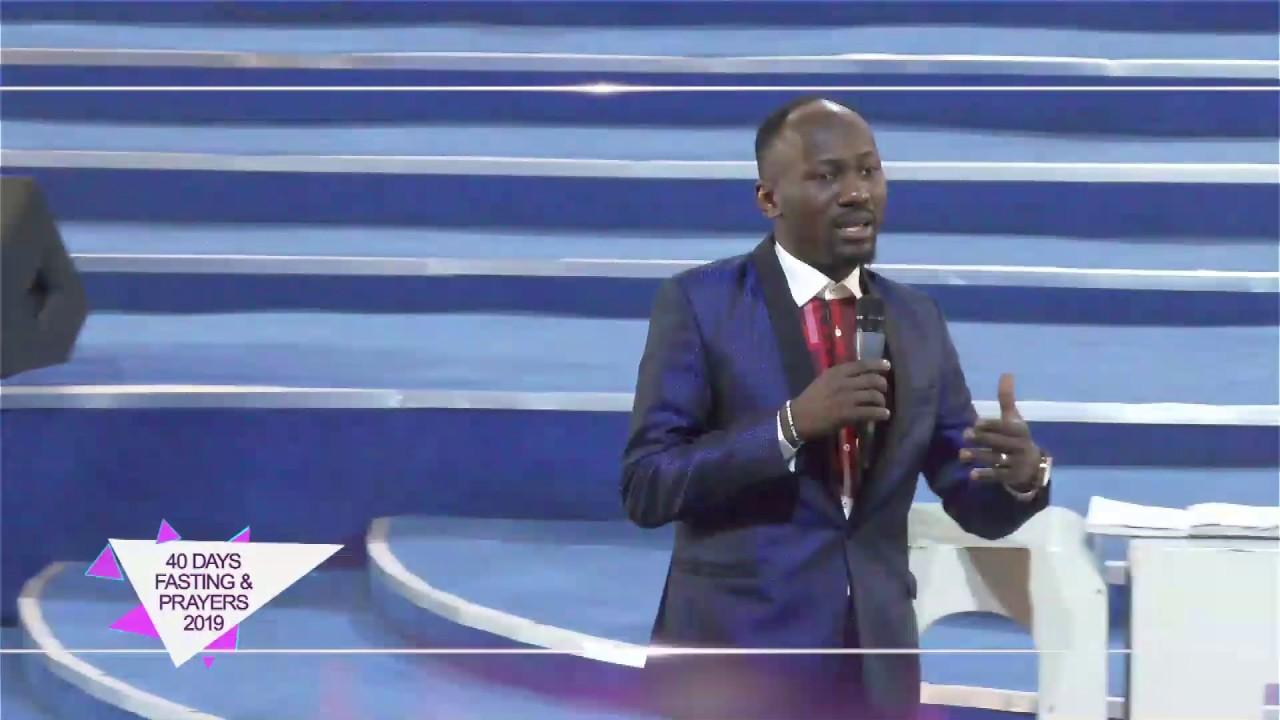Download (Must Watch!) Why Your Prayers Has Not Been Answered - Apostle Johnson Suleman