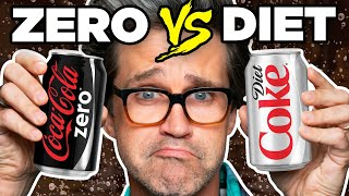 Are Zero Sugar Sodas Better Than Diet? (Taste Test) screenshot 3