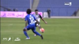 دوري بلس - ملخص مباراة الهلال و الشباب - كاس ولي العهد 1\1\2016