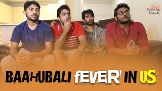 Baahubali Fever In US || Chicago Subbarao
