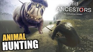 Hunting And Killing The Most DANGEROUS Animals! - Ancestors The Humankind Odyssey