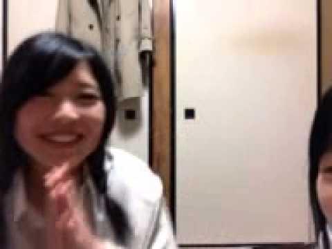 【ニコ生】女○高生が勢いでサービス♥