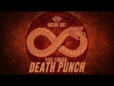 Download Five Finger Death Punch - Inside Out    Mp4 baru