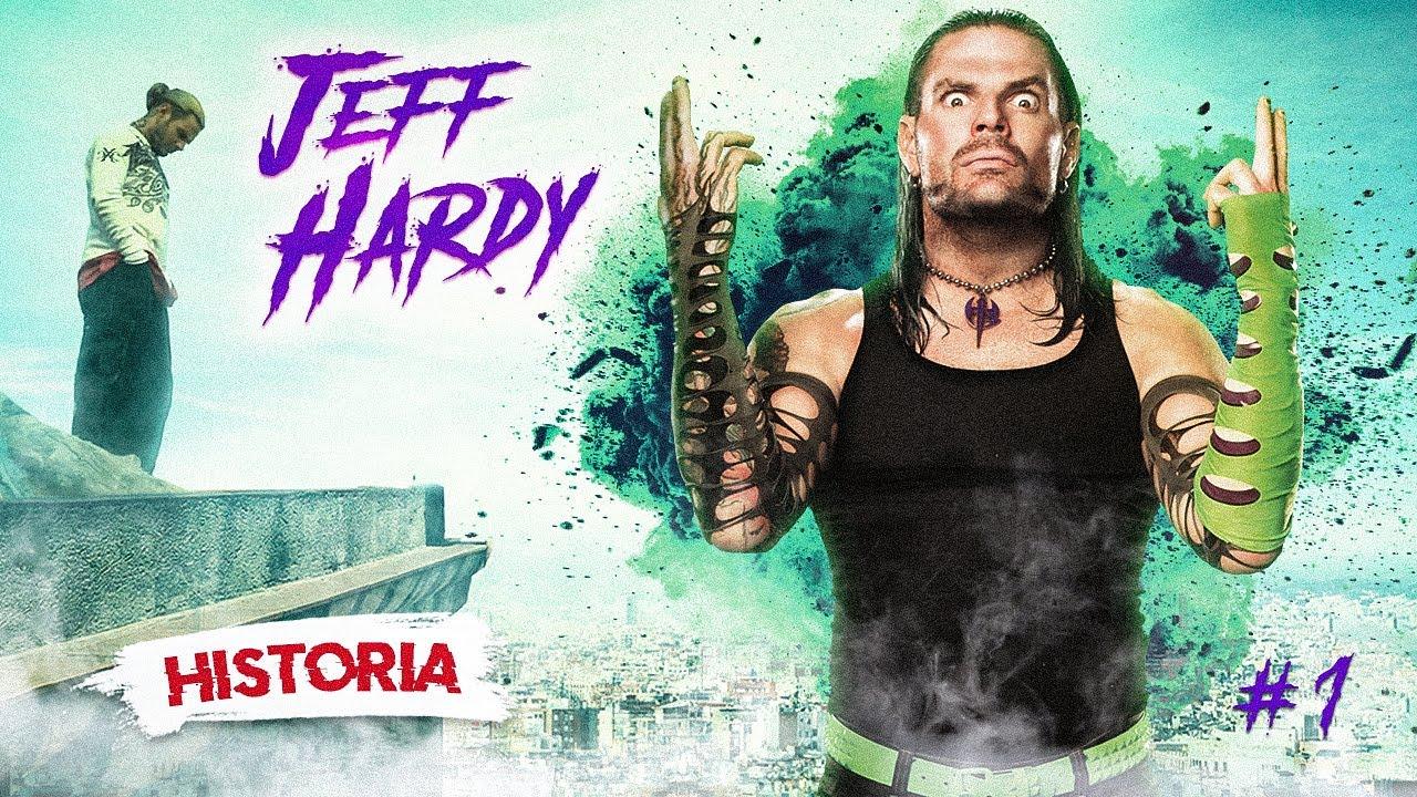 La HISTORIA de JEFF HARDY (1993-2008) | Capítulo 1