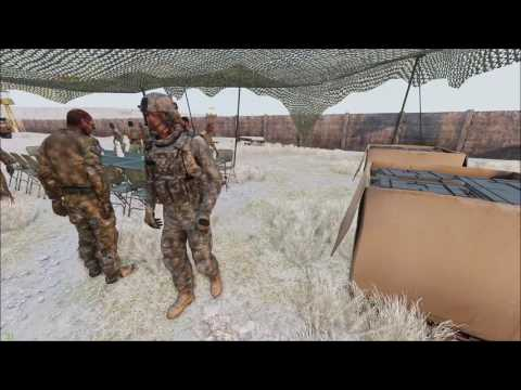 ArmA 3 [HD] Operation Resupply 02.09.2016 [Deutsch\German]