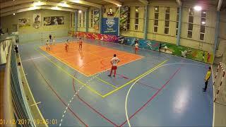 Мини-футбол первая лига Ставрополь Универсам - МВД