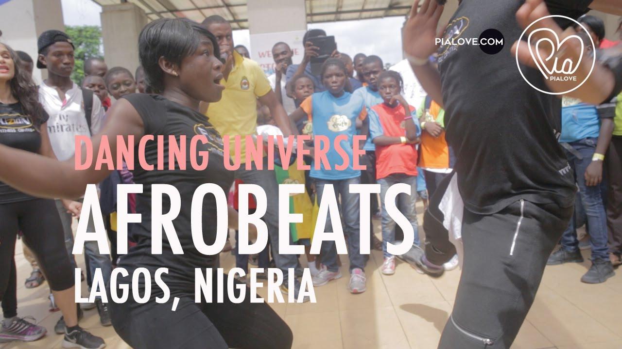 LAGOS, NIGERIA: Afrobeats dance
