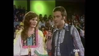 экслюзивное видео ' ВЕСЕЛЫЕ РЕБЯТА' 1976г. В Г.Д.Р песня'Когда приходит любовь'