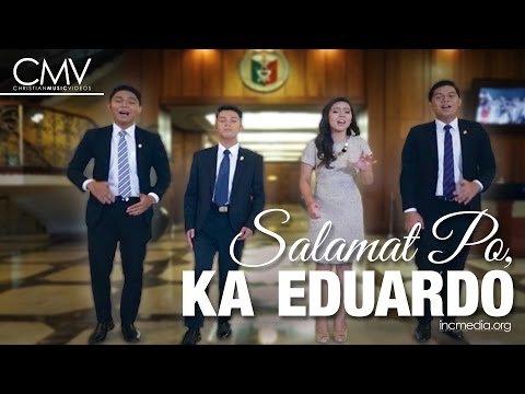 CMV: Salamat Po, Ka Eduardo