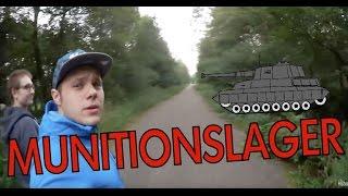 LOSTPLACE : Ein altes Munitionslager | ItsMarvin